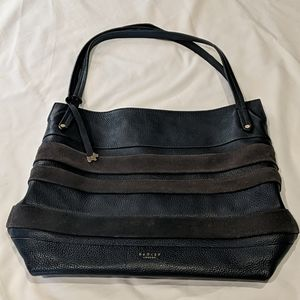 Radley London Willow Striped Tote